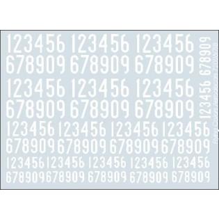 Vita siffror 1936-62 smala
