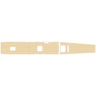 Akagi wooden deck