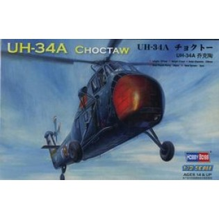 UH-34A Choctaw helicopter