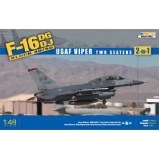 F-16DG/DJ Block 50 - USAF Viper