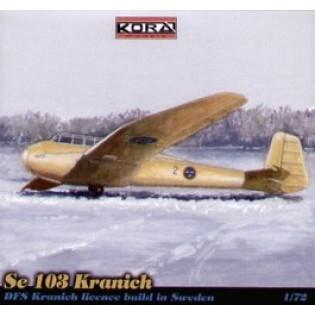 Kranich Se103 i Flygvapnet