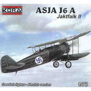 J6A Jaktfalk type I on wheels