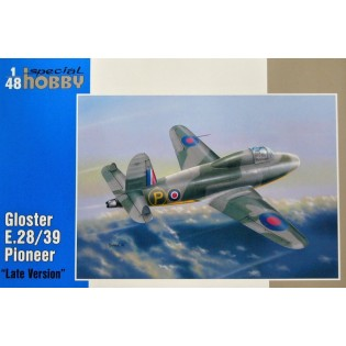 Gloster E.28/39 Pioneer