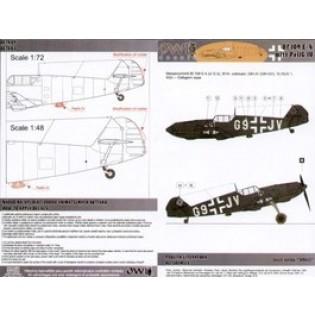 Bf109E Peil GIV