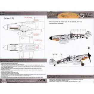 Bf109G-Naxos