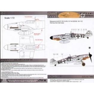 Bf109G Naxos