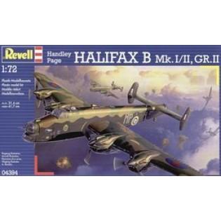 HP Halifax B Mk.I/II GR.II
