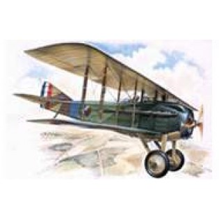 Spad VII Brittish captain Biddle 23sqd RFC
