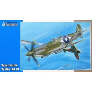 Seafire Mk.III Last fight over the Pacific