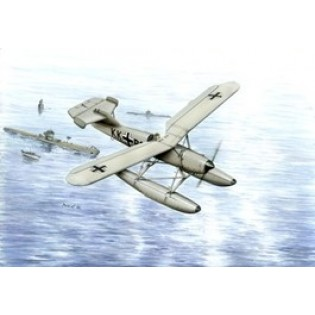 Arado Ar 231 V-2 Prototype with different tail