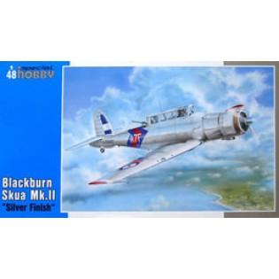 Blackburn Skua Mk.II Silver finish