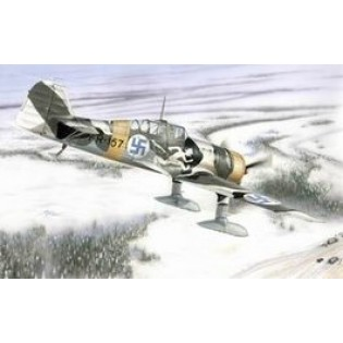 Fokker D.XXI 4. sarja, wing with slots