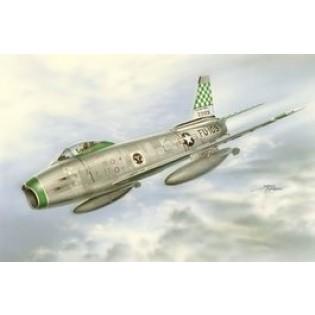 F-86H Sabre Hog in USAF service