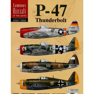 Famous Aircraft of the World No.1 P-37 Thunderbolt (Periscopio