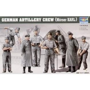 Mörser Karl artillery crew
