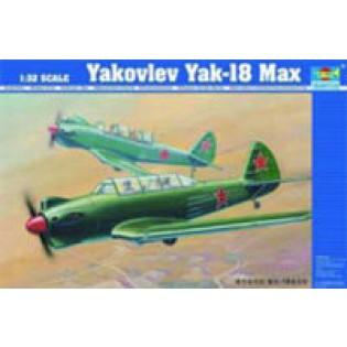 Yak-18 Max
