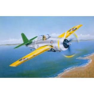 Grumman F4F-3 Wildcat, early