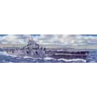CV-13 Franklin US aircraft carrier 1944