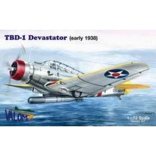 TBD-1 Devastator (1938)