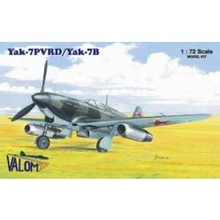 Yak-7PVRD/ Yak-7B