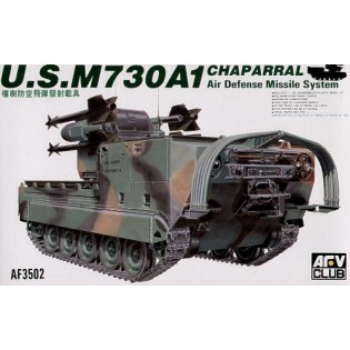M730 A1 Air Defense Missile System Chaparral