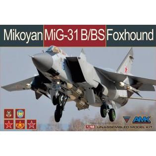 MiG-31B/BS Foxhound