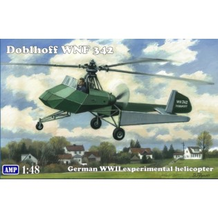 Doblhoff WNF 342, WWII German experimental helicopter