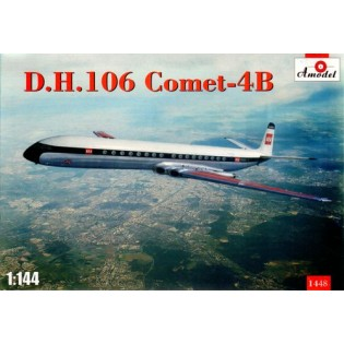 De Havilland 106 Comet 4B BEA