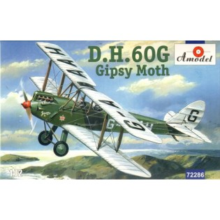 dH60G Gipsy Moth