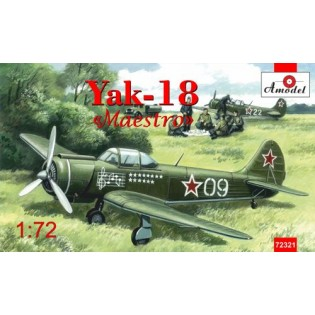 Yak-18 Maesto