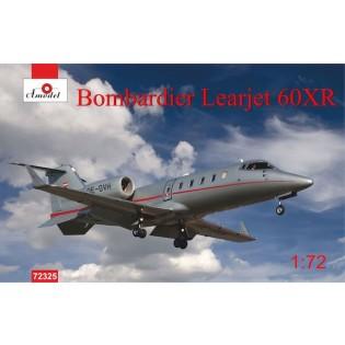 Learjet 60XR Vista