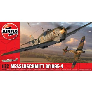 Bf109E-4 Yellow 13, 9/JG54 Hollande NEW TOOL