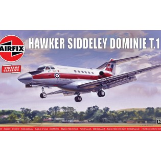 Hawker-Siddeley Dominie T.1 Vintage Classics series