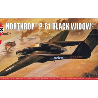P-61 Black Widow Vintage Classics series