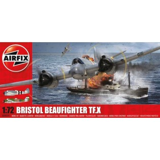 Bristol Beaufighter Mk.X NEW TOOL