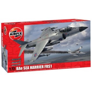 BAe Harrier FSR.1 NEW TOOLING