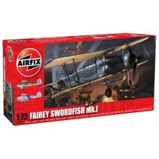 Fairey Swordfish NEW TOOLING