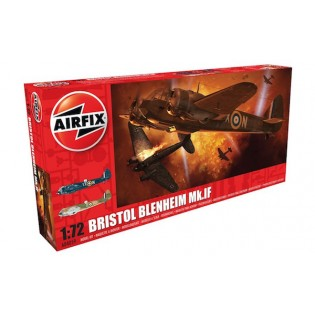 Bristol Blenheim Mk.IF NEW TOOL