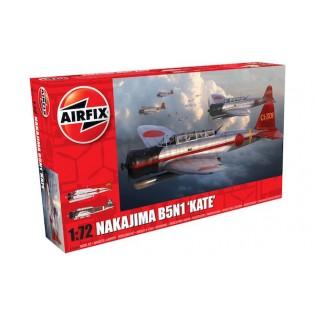 Nakajima B5N1 Kate