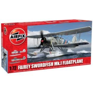 Fairey Swordfish Mk.I floatplane NEW TOOLING