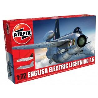 BAC/EE Lightning F.6 Entering