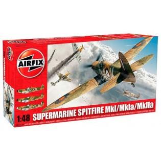 Spitfire Mk.I/Mk.Ia/Mk.IIa
