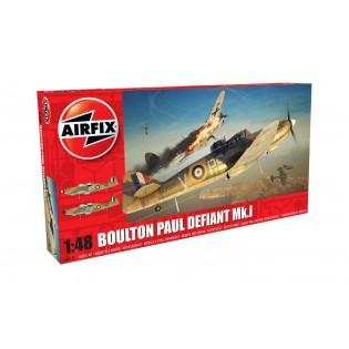 Boulton-Paul Defiant Mk.I NEW TOOL