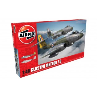 Gloster Meteor F.8 NEW TOOL
