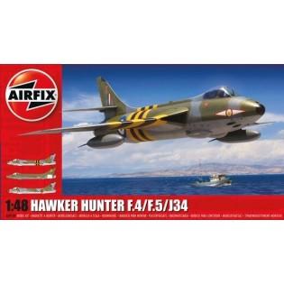 Hawker Hunter F.4 inkl. Flygvapnet dekaler