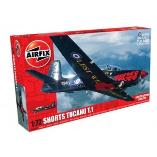 Shorts Tucano T.1, Lest We Forget, Limited Edition