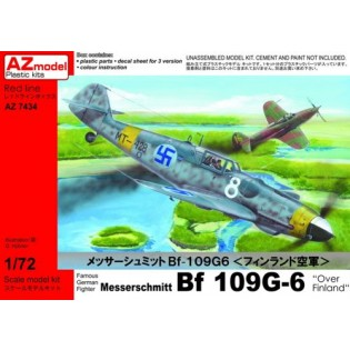 Bf109G-6 Finnish Air Force