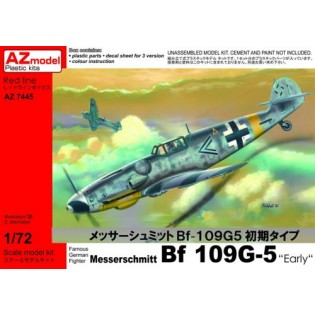 Bf109G-5 early version