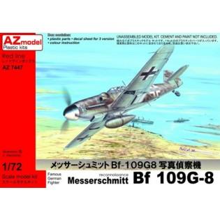 Bf109G-8 Recce