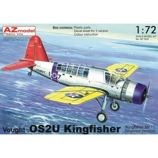 OS2U Kingfisher FAA & USN (on wheels)